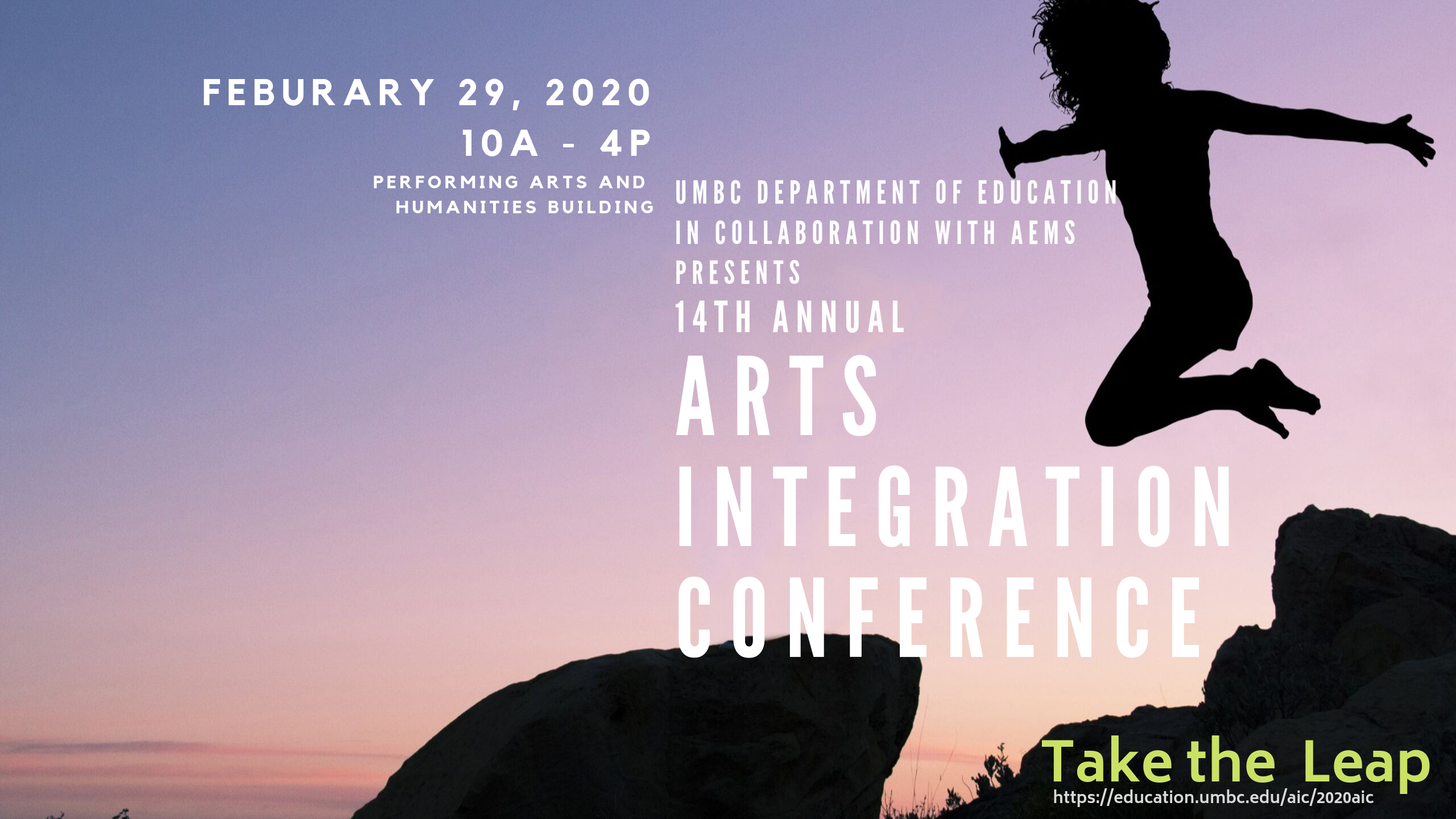 2020 AIC: Call for Proposals Now Open