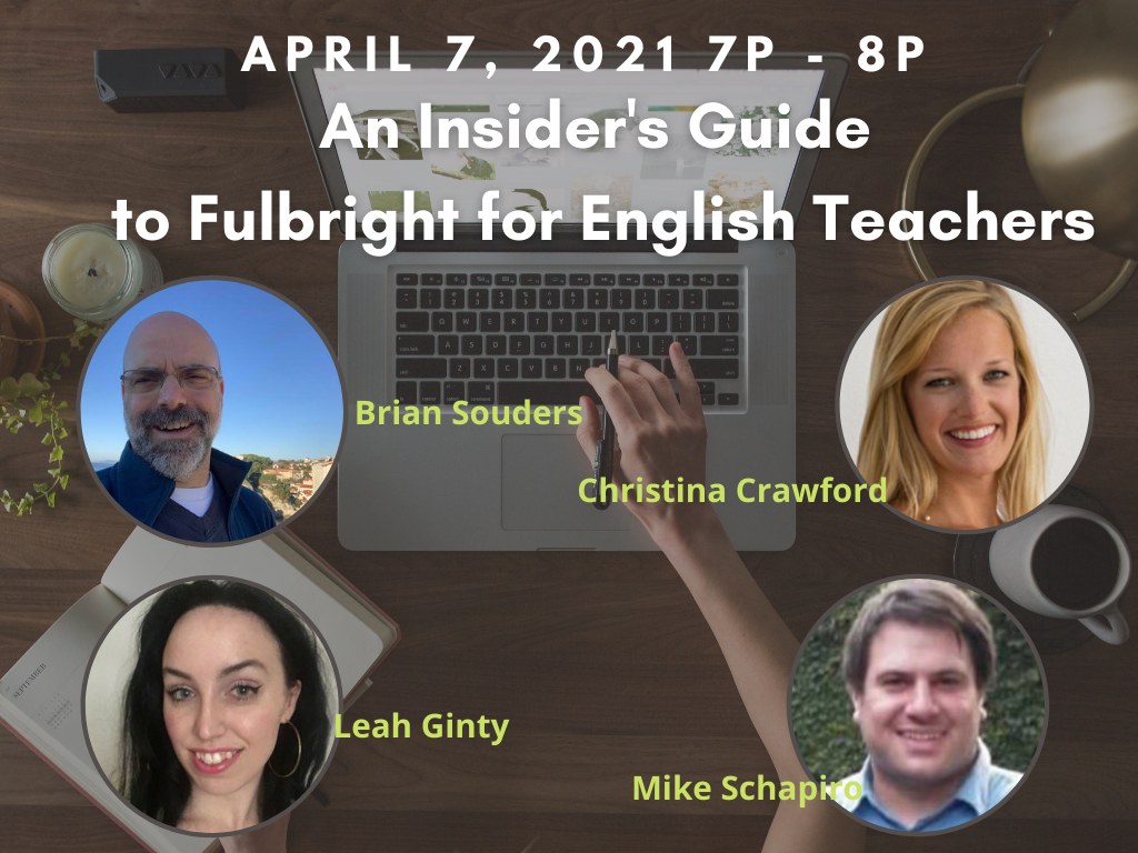 April 7: Insider's Guide to Fulbright