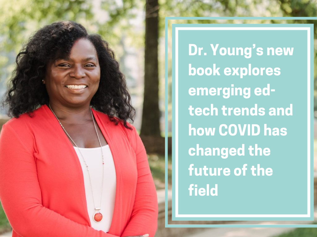 Dr. Patricia Young is featured in UMBC News for her new book